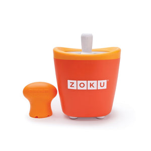 Zoku Single Pop Maker - Orange