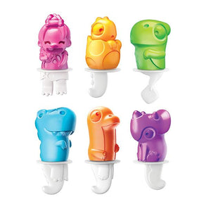 Zoku Dinosaur Pop Mould (4 Pop)