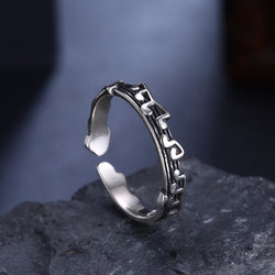 Chester Bennington Memoriam Ring