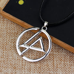 Chester Bennington Memoriam Necklace