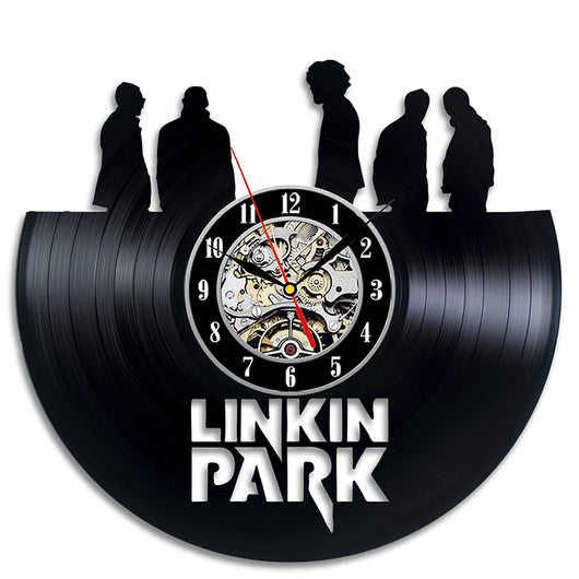 Chester Bennington Memoriam Wall Clock