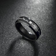 Chester Bennington Memoriam Frequency Ring