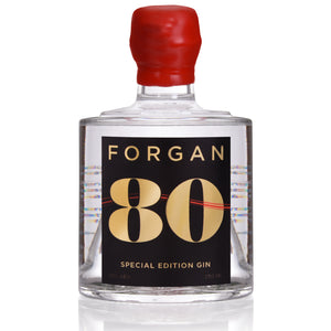 Forgan 80 25cl The Strongest Gin In The World