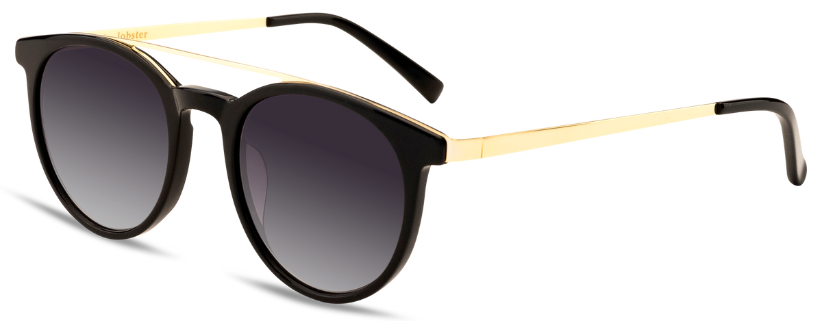 color-space-black Gafas de sol a la moda con antireflejante de calidad Alex Space Black