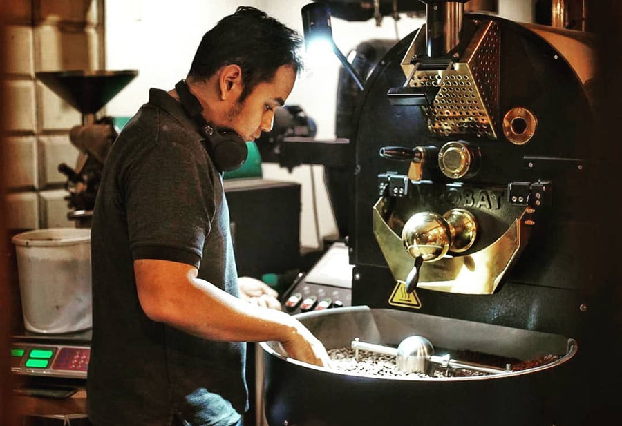 Event: Roast Degree Cupping with Libertad Union