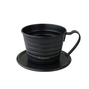 Edelmann U Dripper Black (Kalita Wave)