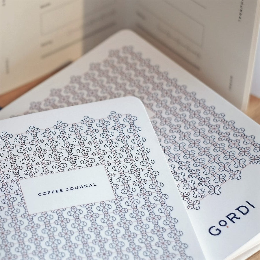 Gordi Coffee Journal