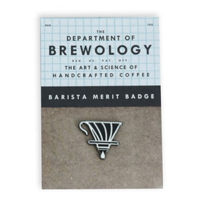 Barista Merit Badge - V60