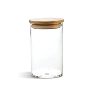 Airtight Glass Canister 90-700 ml