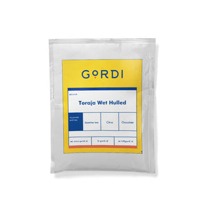 Toraja Wet Hulled (Drip Pack)
