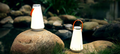 Kabellose LED Outdoor Lampe - Festibeasy