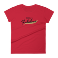 Rebel & Fabulous T-Shirt Damen - Festibeasy