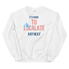It's going to escalate anyway Sweater Damen - Festibeasy