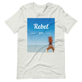 Rebel with pineapple T-Shirt Herren - Festibeasy