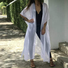 COVER UP CAFTAN DRESS