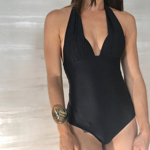 JE T'AIME HALTER ONE PIECE