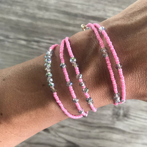 LUCID BEADED BANGLE