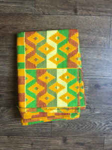 AFRICA HEAD WRAP AND SCARF