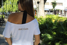 MC GALS CROP T-SHIRT