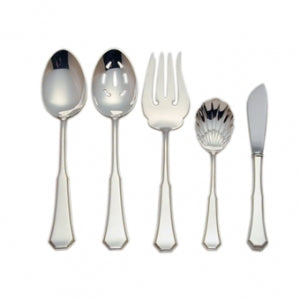 American Federal Flatware Cold Meat Fork