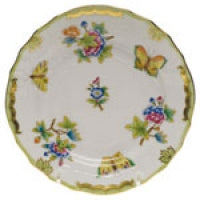 Herend Queen Victoria Bread & Butter Plate