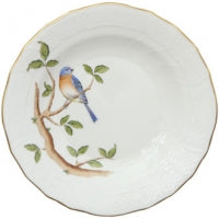 Herend Song Bird Dessert Plate