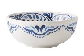 Juliska Indigo Cereal Bowl