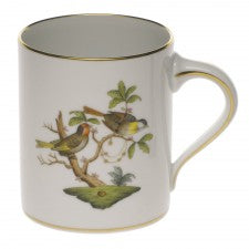 Herend Rothschild Bird Mug