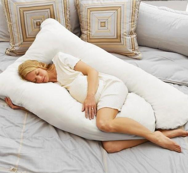 Quality Sleep™ - Premium Total Body Support Pillow