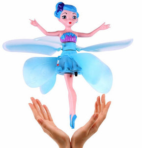 Flying Fairy Magical Princess Dolls