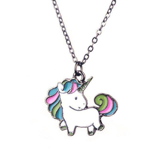 Magical Unicorn Necklace Plus 1 Free