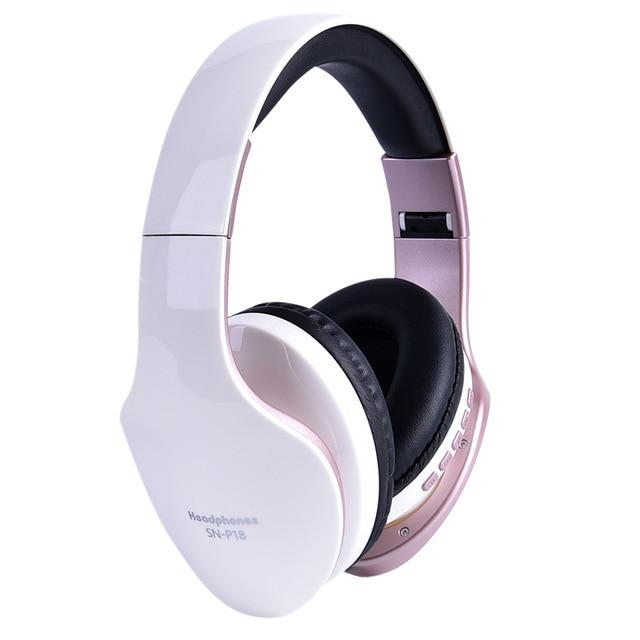 Foldable Gaming Headphone With Microphone