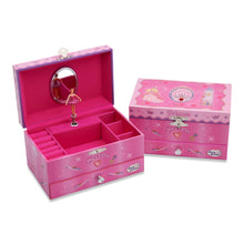 Princess Musical Jewellery Box - Lucy Locket