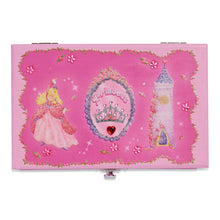 Princess Musical Jewellery Box - Lid - Lucy Locket
