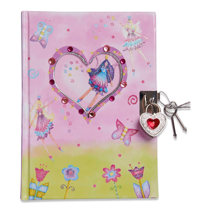Fairy Secret Diary - Front - Lucy Locket