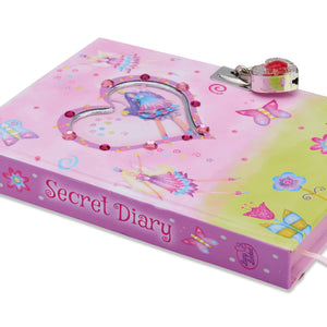 Fairy Tale Secret Diary - Spine - Lucy Locket