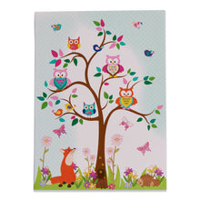 Woodland Animals Writing Set - Closed Folder - Lucy Locket