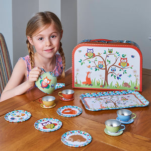 Woodland Tea Set - Lifestyle - Lucy Locket