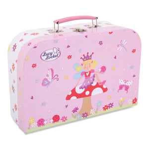 Fairy Tale Tea Set & Carry Case - Closed - Lucy Locket