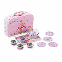 Fairy Tale Tea Set & Carry Case Toy - Closed with Contents - Lucy Locket