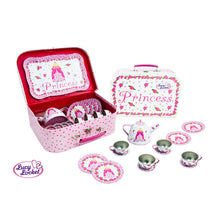 Princess Tea Set & Carry Case Toy - Lucy Locket