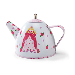 Princess Tea Set & Carry Case Toy - Tea Pot - Lucy Locket