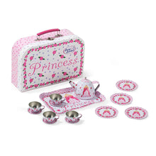 Princess Tea Set & Carry Case Toy - Case & Contents - Lucy Locket