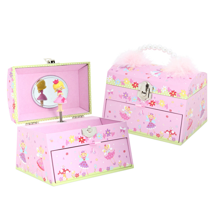 Fairy Tale Musical Jewellery Box - Main Image - Lucy Locket
