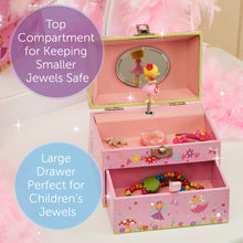 Fairy Tale Musical Jewellery Box - Main Image - Lucy Locket - Infographic 3