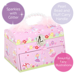 Fairy Tale Musical Jewellery Box - Main Image - Lucy Locket - Infographic 4