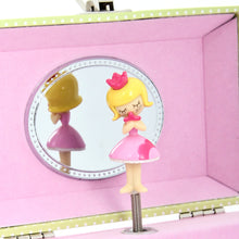 Fairy Tale Dome Musical Jewellery Box - Fairy Ballerina - Lucy Locket