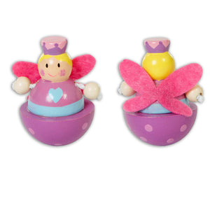 Fairy Dancing Doll Wooden Music Box - Pink Dolls - Lucy Locket