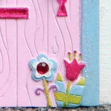 Magical Fairy Door - Flower Detail - Lucy Locket