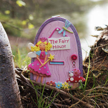 The 'Fairy House' Magical Door - Outside - Lucy Locket
